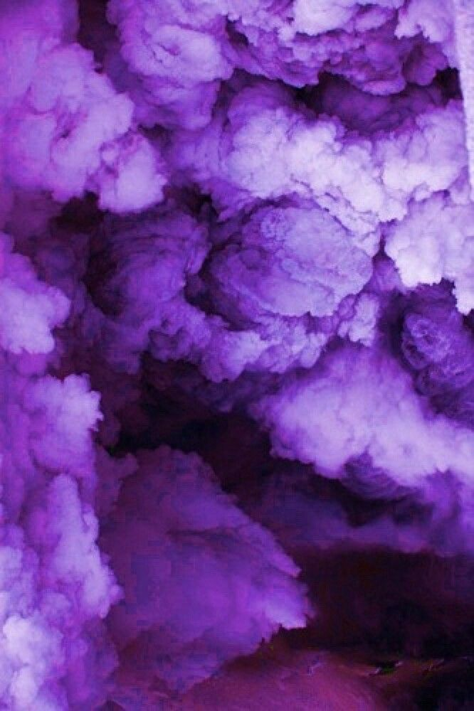 Purple Clouds Violet Aesthetic Lavender Aesthetic