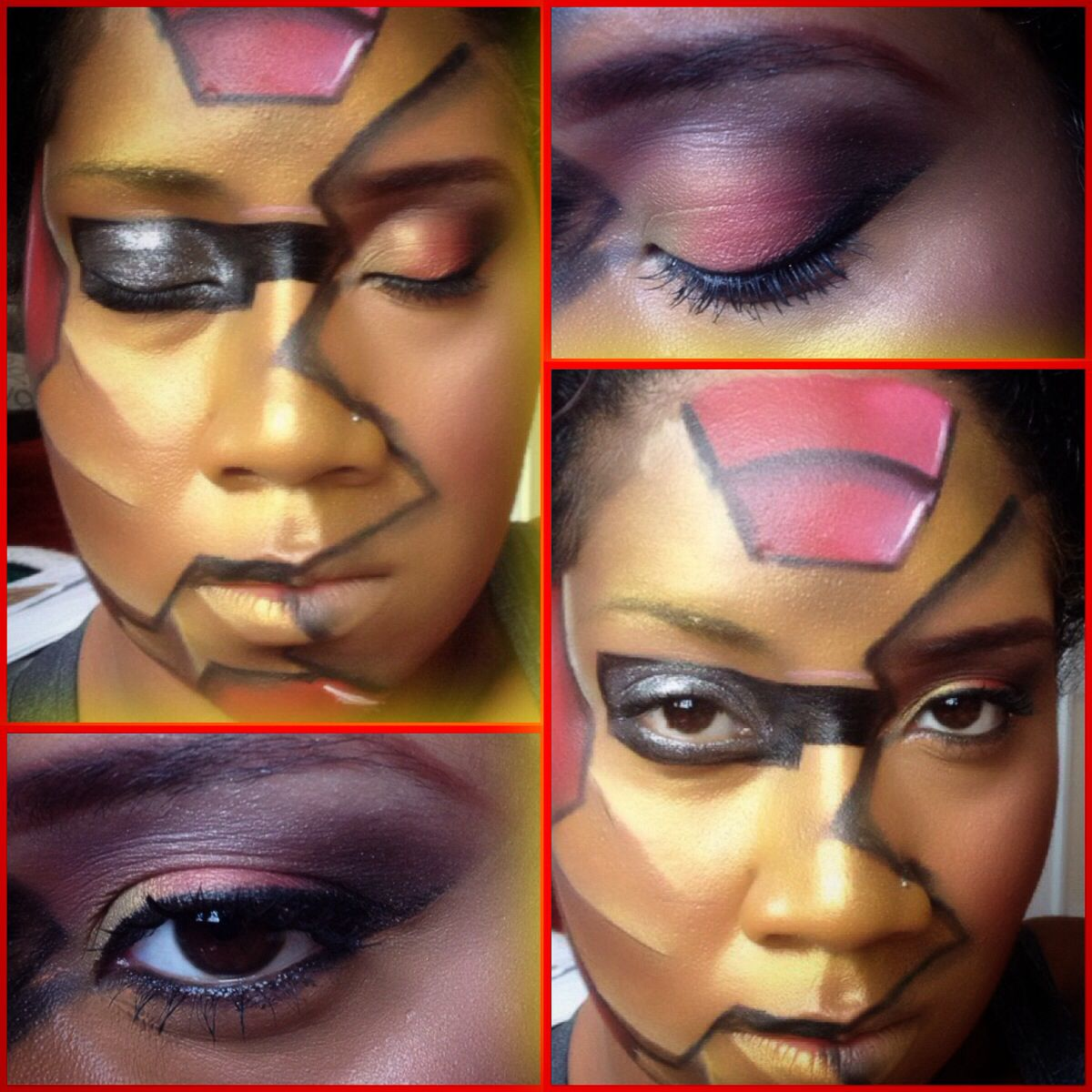 iron man ironman makeup superhero flash palette from make up for