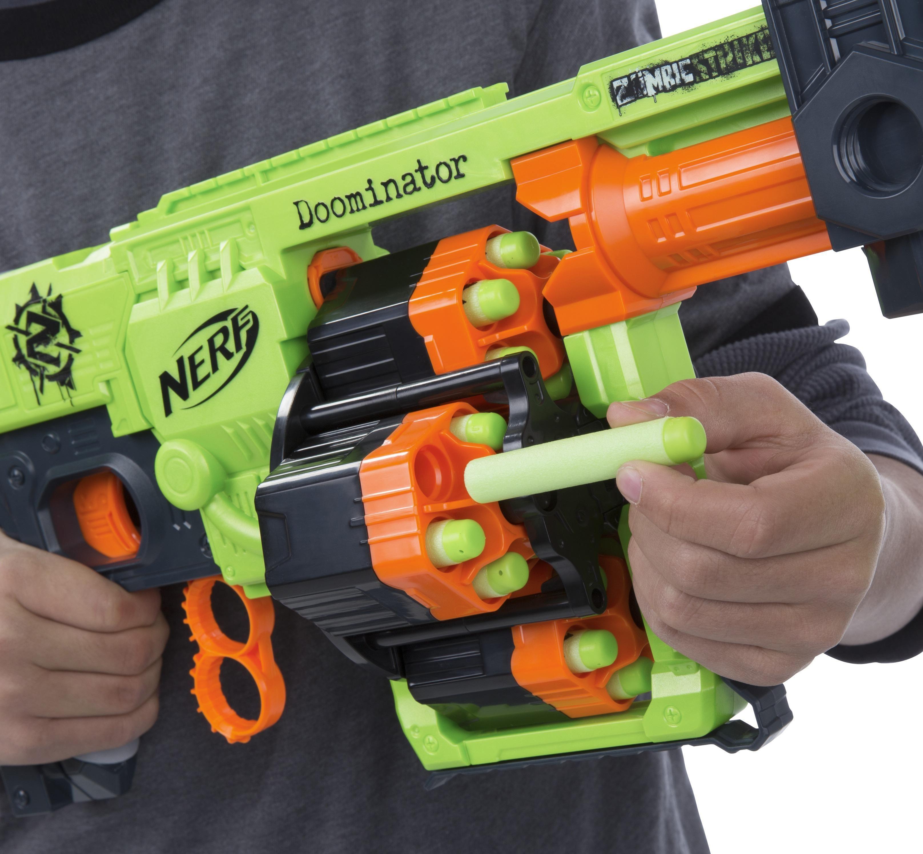 Endlich eine Nerf Gun zum Zombies erledigen