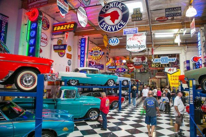 Surf City Garage Car Show And Shop Tour In Huntington