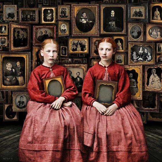 Beth Conklin - Mixed Media & Digital Art - Memory