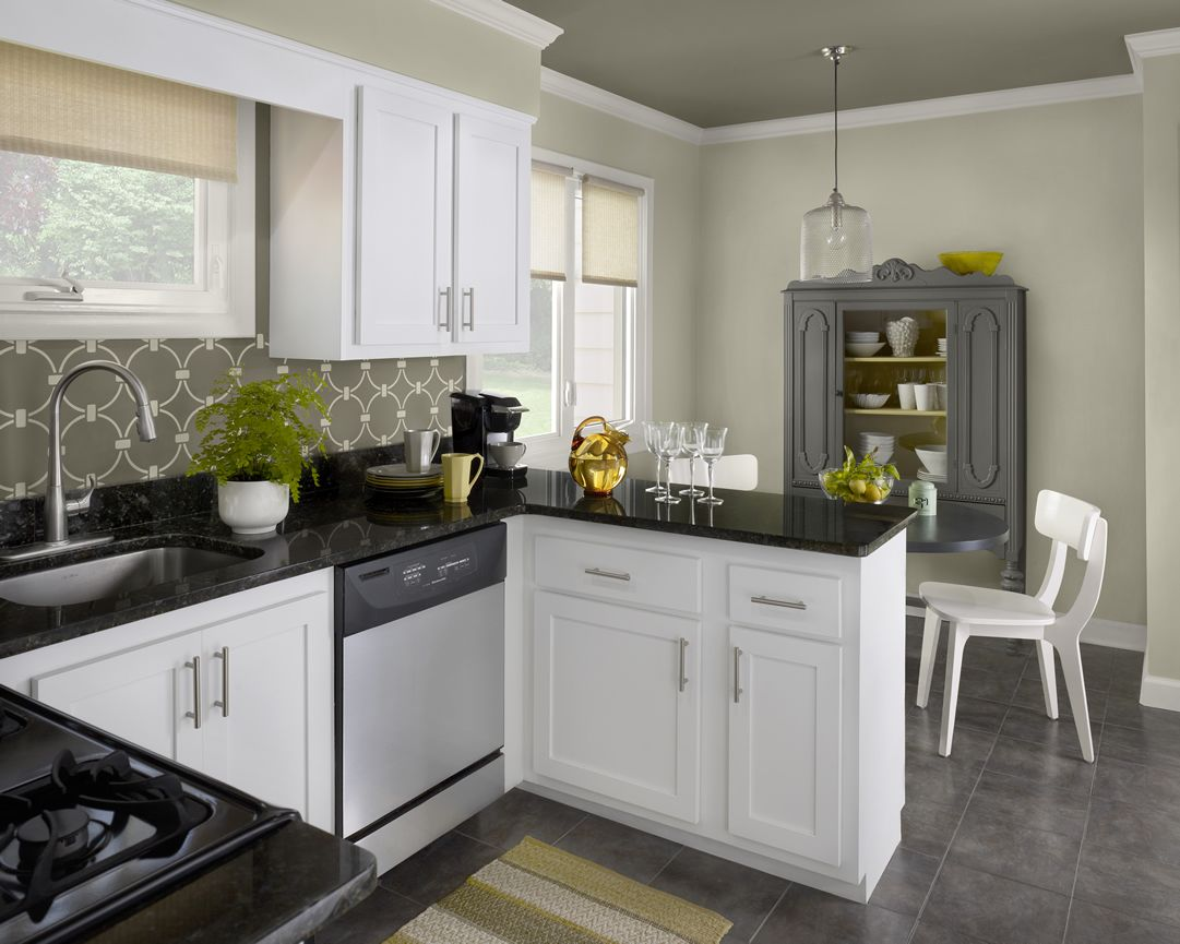 Best Kitchen Gallery: 404 Error Kendall Charcoal Wall Stenciling And China Cabi S of Benjamin Moore Kitchen Paint Ideas on rachelxblog.com