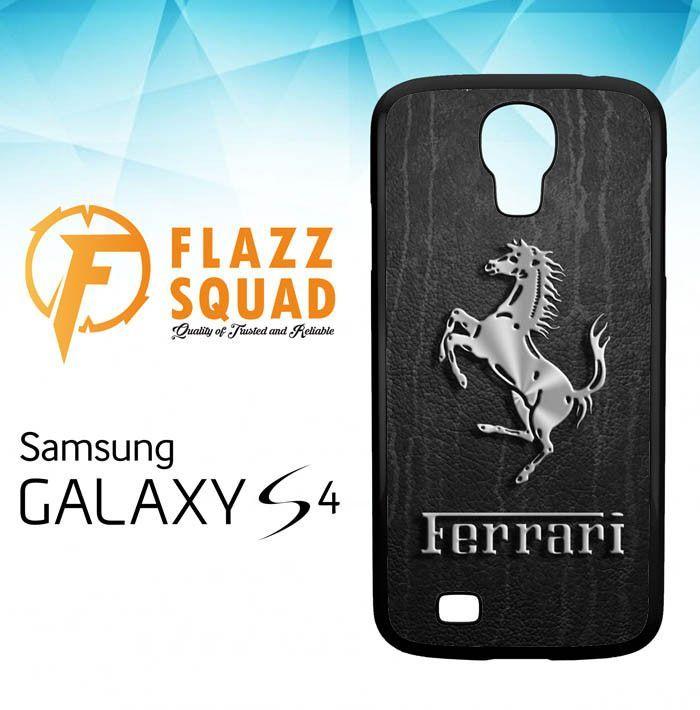 Ferrari Logo Wallpapers X4574 Samsung Galaxy S4 Case