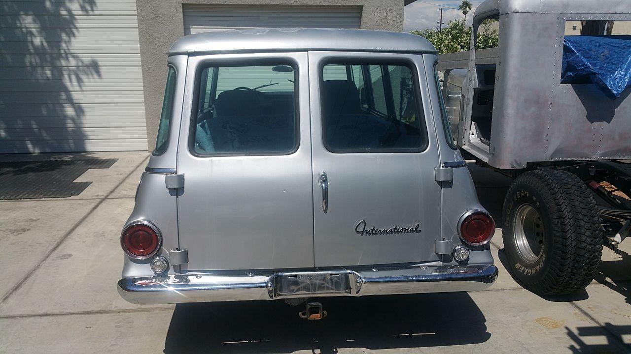 1966 International Harvester Travelall for sale near Las Vegas ...