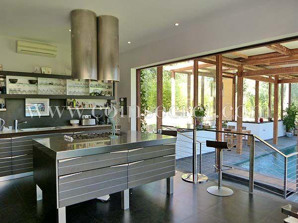 Près d\'Aix en Provence, location d\'une villa contemporaine aux ...