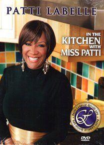 Patti Labelle libro de cocina para la diabetes