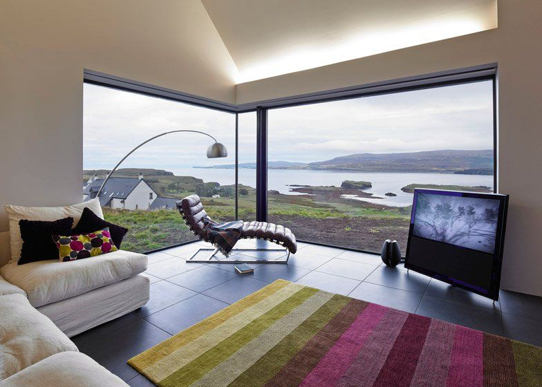 House on skye by dualchas architects my house ideas pinterest