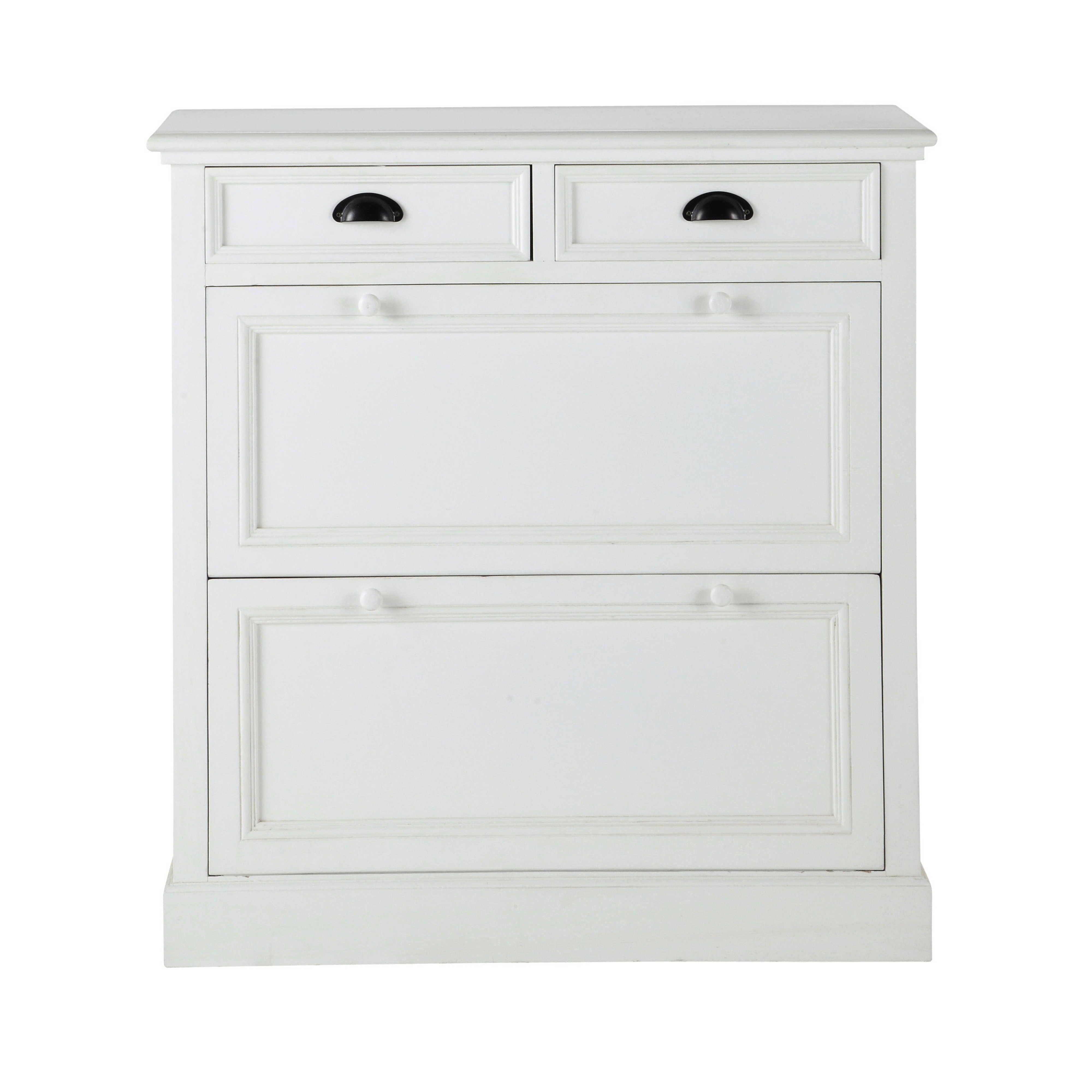 Schuhschrank Wei B 90 Cm Wooden Shoe Cabinet And Newport # Muebles Newport