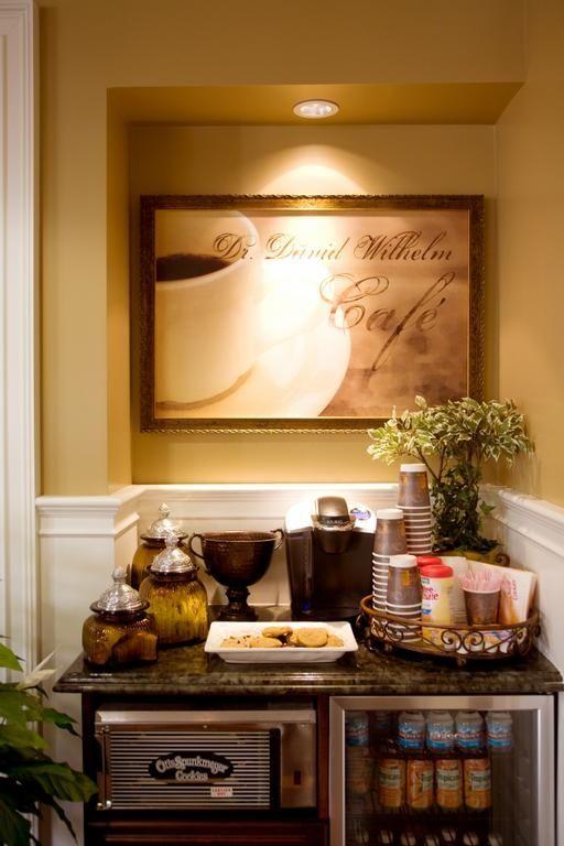 Dental Office Decor, Coffee