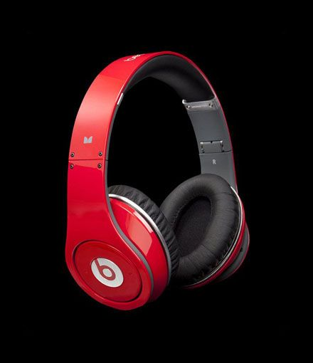 Monster Beats By Dr Dre Hd Studio Red Headphones Beats By Dre Studio Headphones 139 99 Free Shipping Beats Headphones Beats By Dr Dre