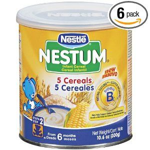 Nestum Baby Cereal By Nestle The Best Baby Cereal In The