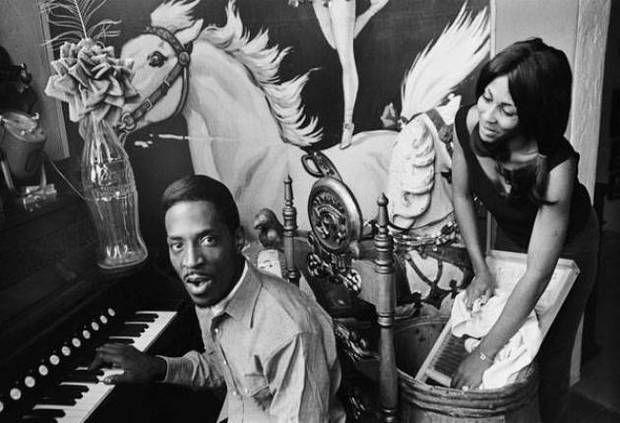 Ike and Tina Turner, 1965 - Dennis Hopper