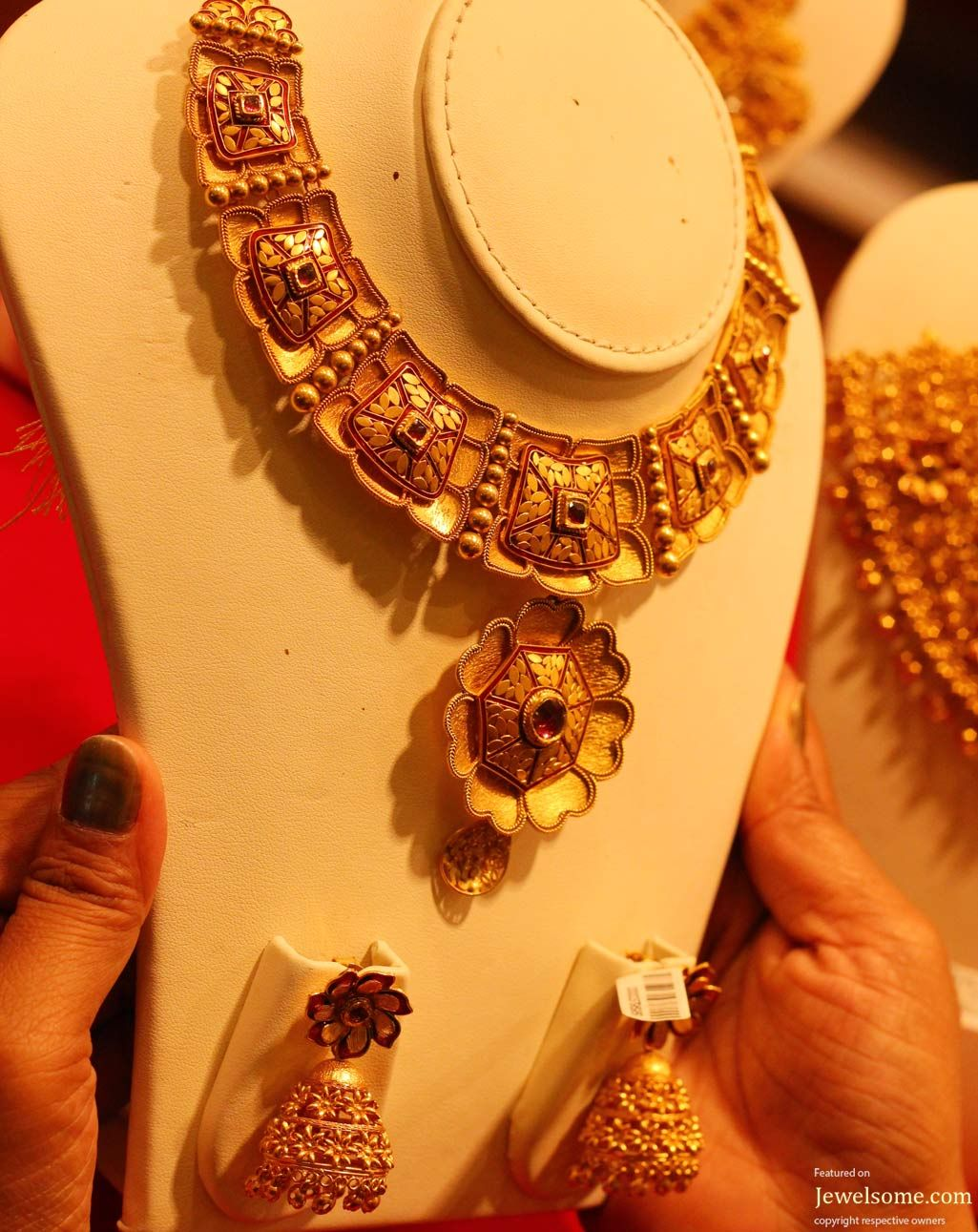 Bhima Gold And Diamonds Collection Images Google Search