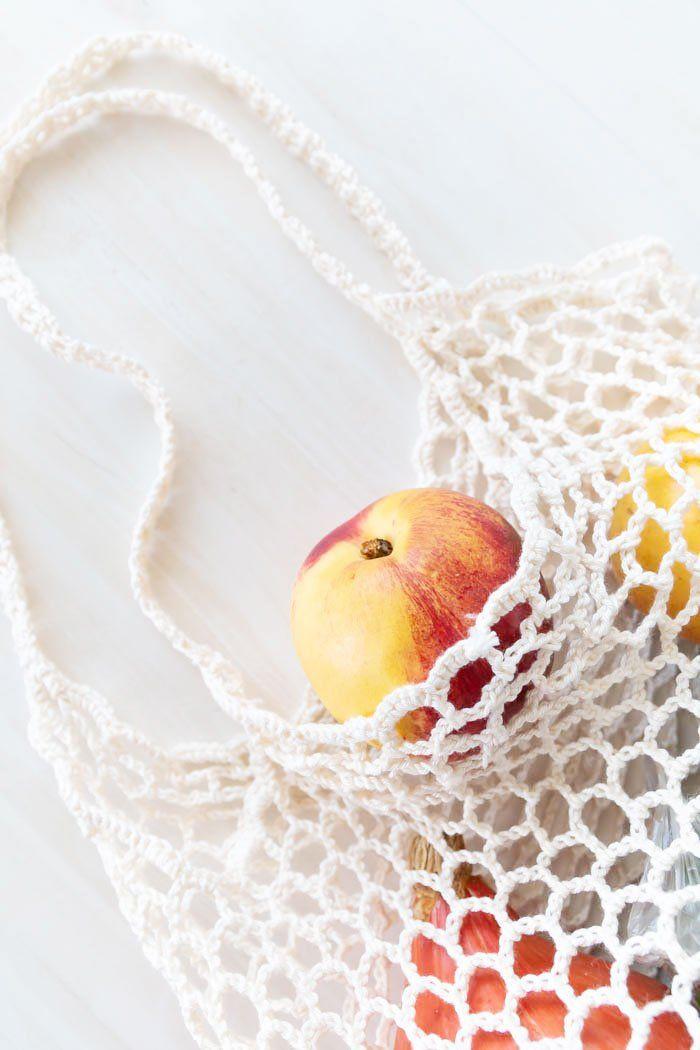 Photo of Häkeltasche – Wolle statt Plastik! | ars textura – DIY Blog