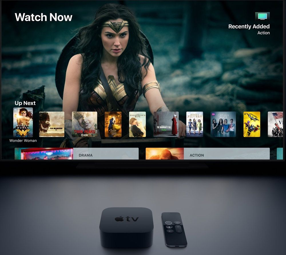 Free upgrades of iTunes flicks to 4K only allows streaming