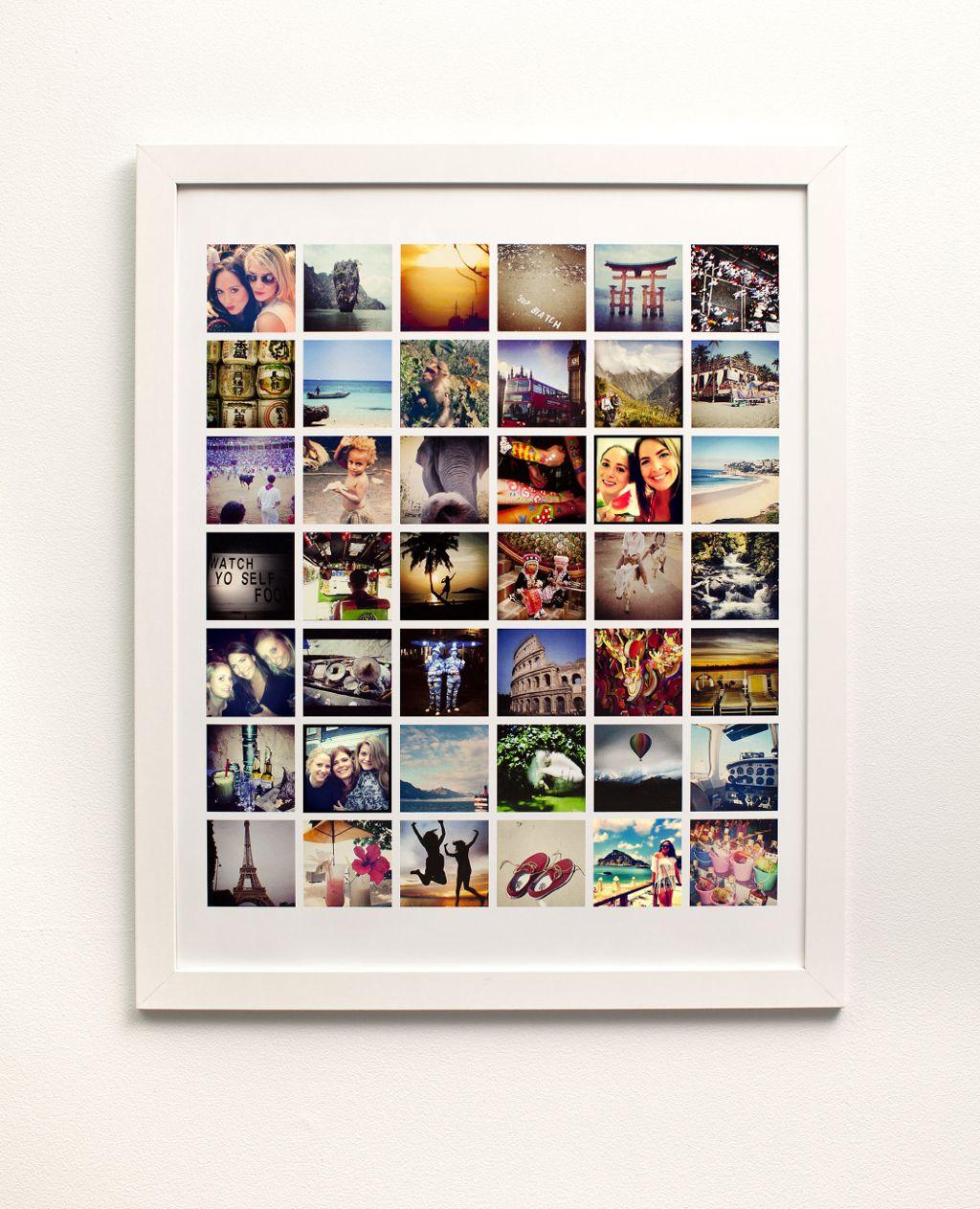 несмотря как сделать панно из фотографий в инстаграме марки французских