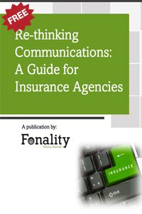 Free Ebook Re Thinking Communications A Guide For Insurance Agencies Business Communication Communications Insurance Agency