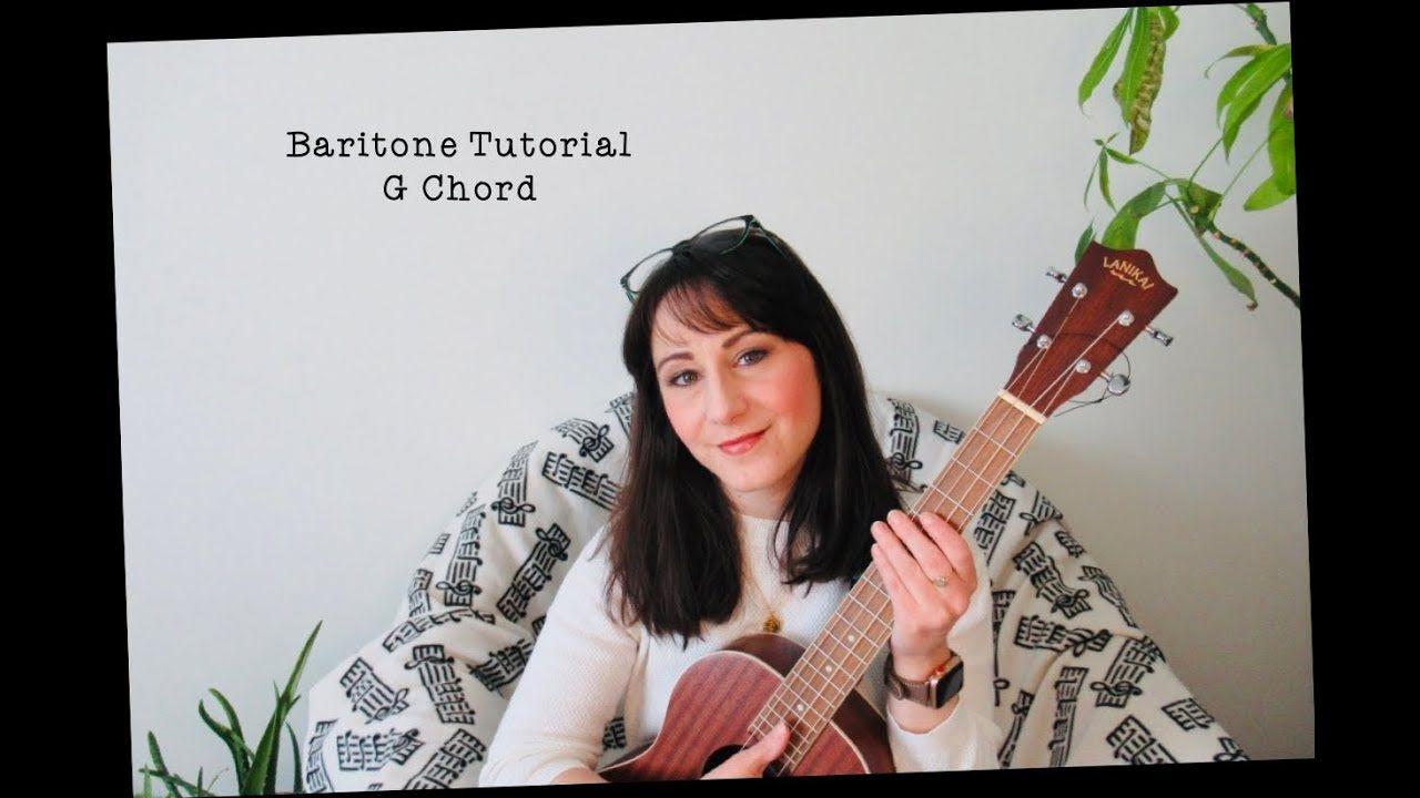EASY 2-minute tutorial for BARITONE ukulele!!! | Ukulele ...