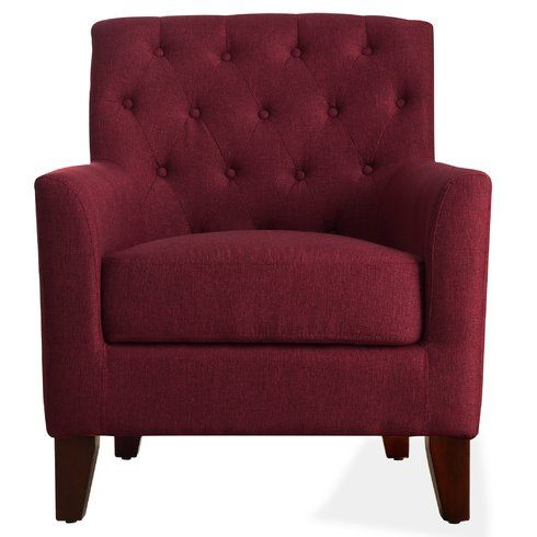 Best Main Image Zoomed Red Armchair Wayfair Living Room Chairs 640 x 480