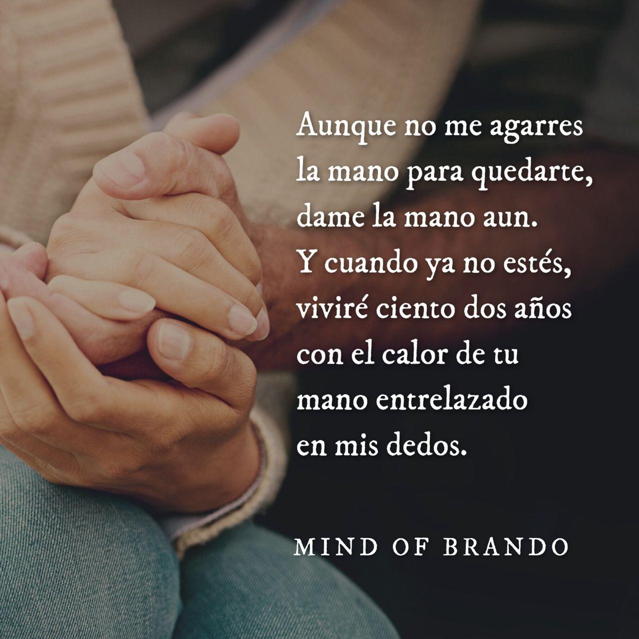 ¿Que es la mente de Brando Es un espacio Algo que tienes adentro