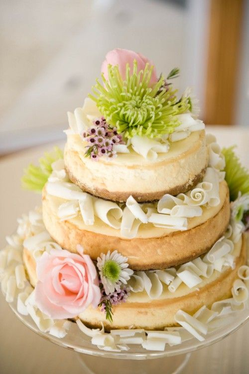 Boa Ideia Cheesecake Wedding Cakes Pinterest Hochzeitstorte