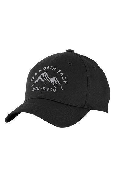 gorra negra north face