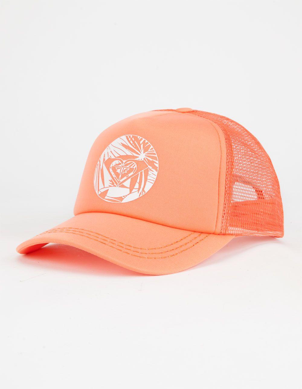ROXY Trucking Womens Trucker Hat 259657313 | Hats