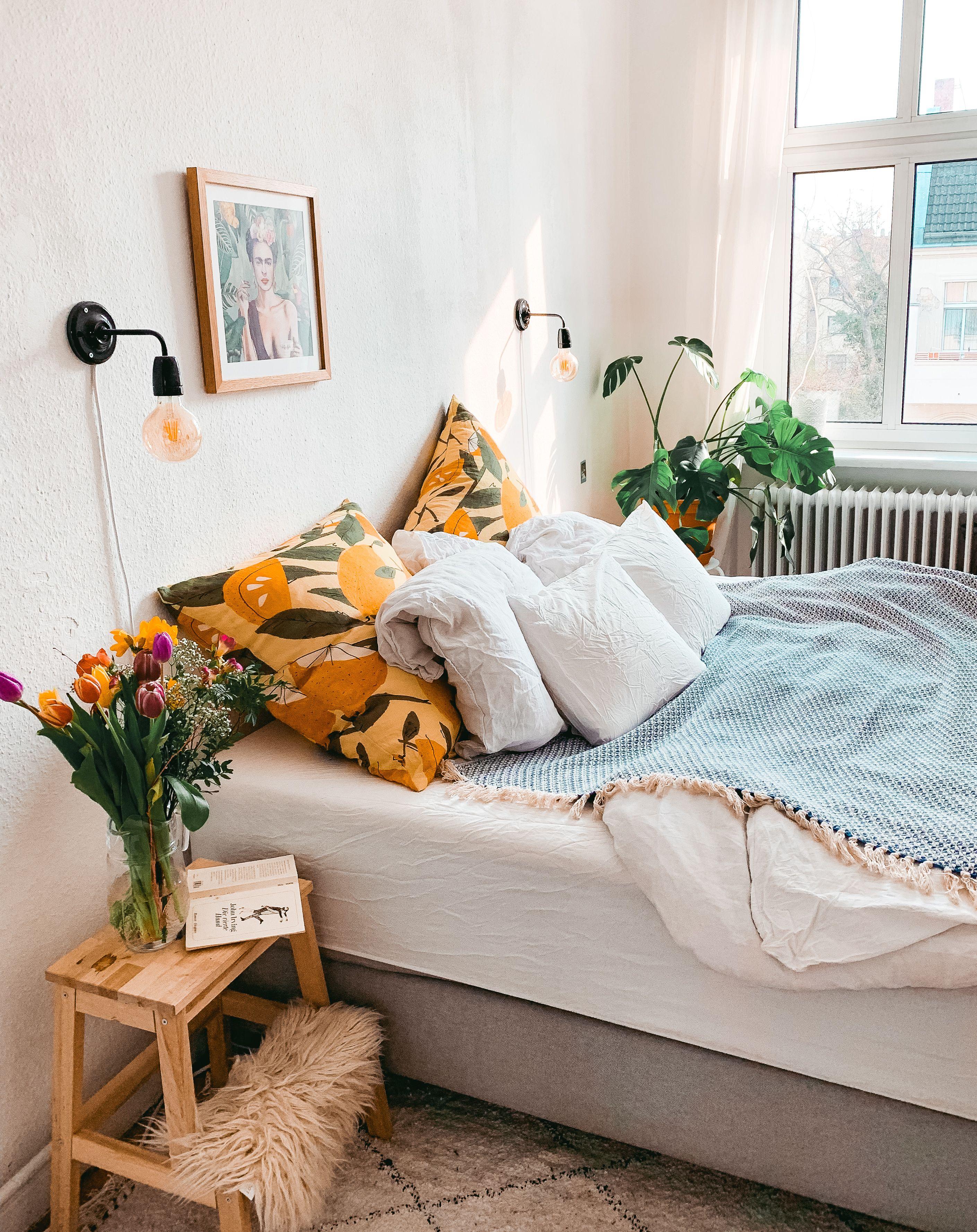 3 Dinge, die dein Schlafzimmer zum Hygge-Himmel machen - fridlaa