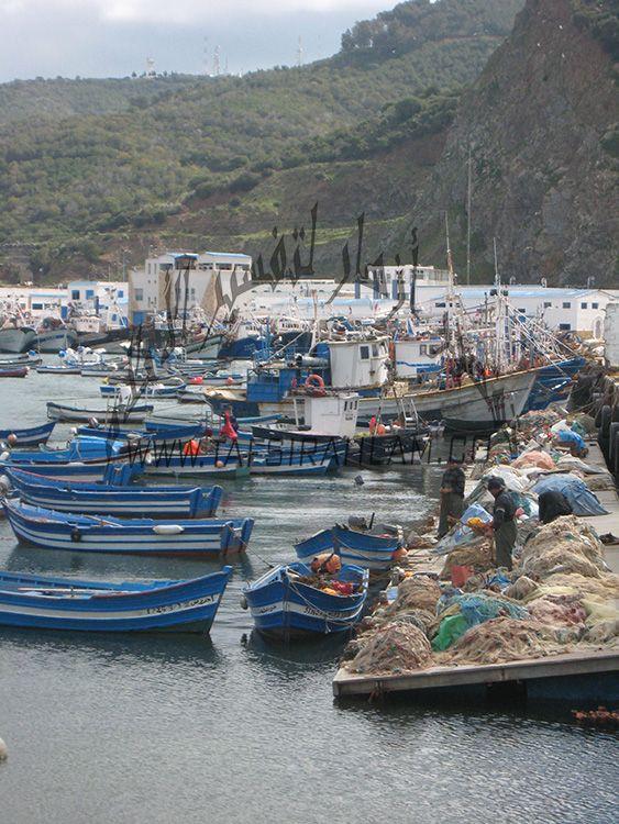 الميناء في المنام Boat Canal Structures