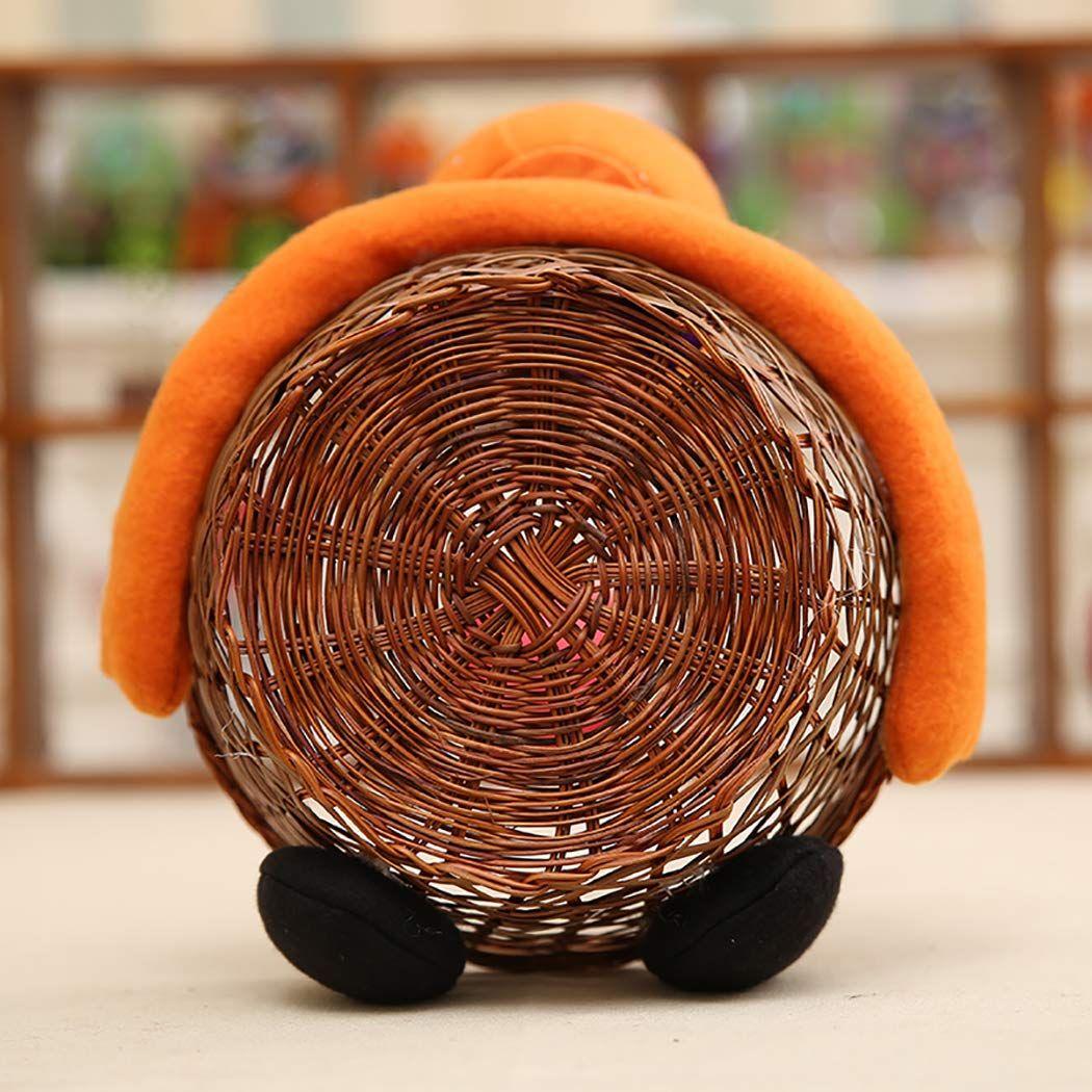 Justdolife Halloween Basket Halloween Basket Zombie