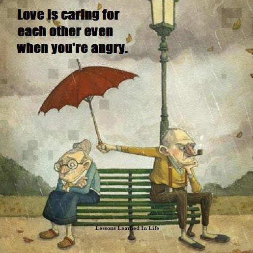 <3 Love being married...Can´t imagine life alone...or with anyone else!