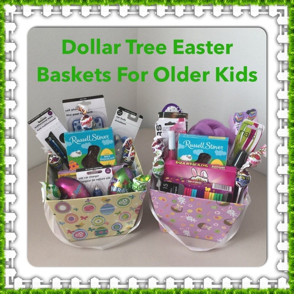 Dollar tree easter baskets for older kids youtube videos dollar tree easter baskets for older kids negle