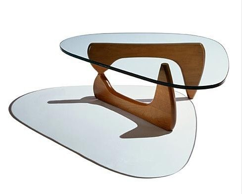 Modern Reproduction Furniture Noguchi Coffee Table With Toughened  Glass Wood Coffee Table Table Welcome To Disen Furniture Group  Limited  Modern High Gloss ...