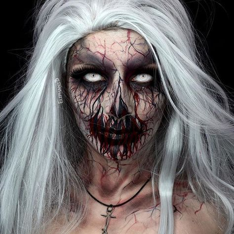 theelephantpink  halloween makeup looks halloween makeup