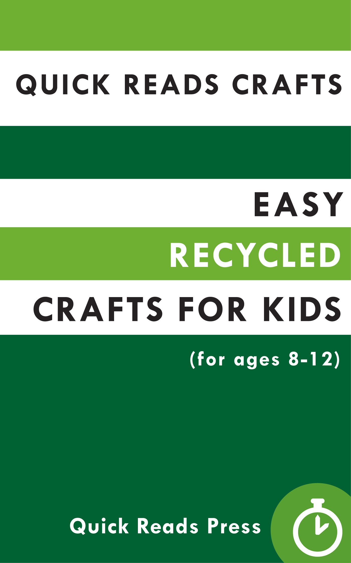 Quick Reads Crafts Easy Recycled For Kids Ages 8 12