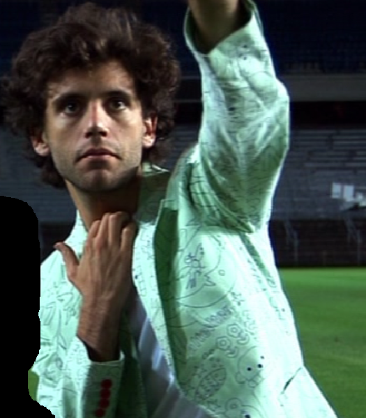 Mika official dvd : Parc Des Princes documentary : 2008 : with Es Devlin | MIKA video related - official vids & vlogs | Pinterest | Documentary