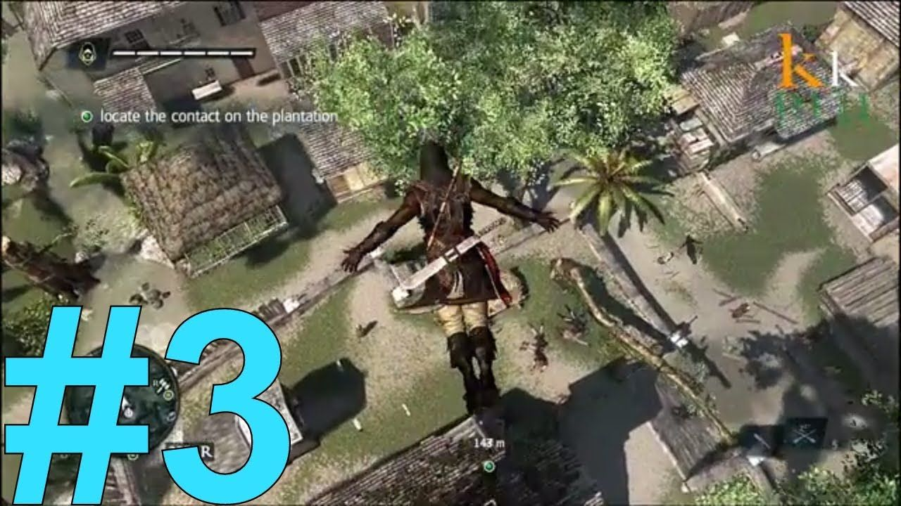 Assassin S Creed 4 Black Flag Freedom Cry Gameplay Walkthrough
