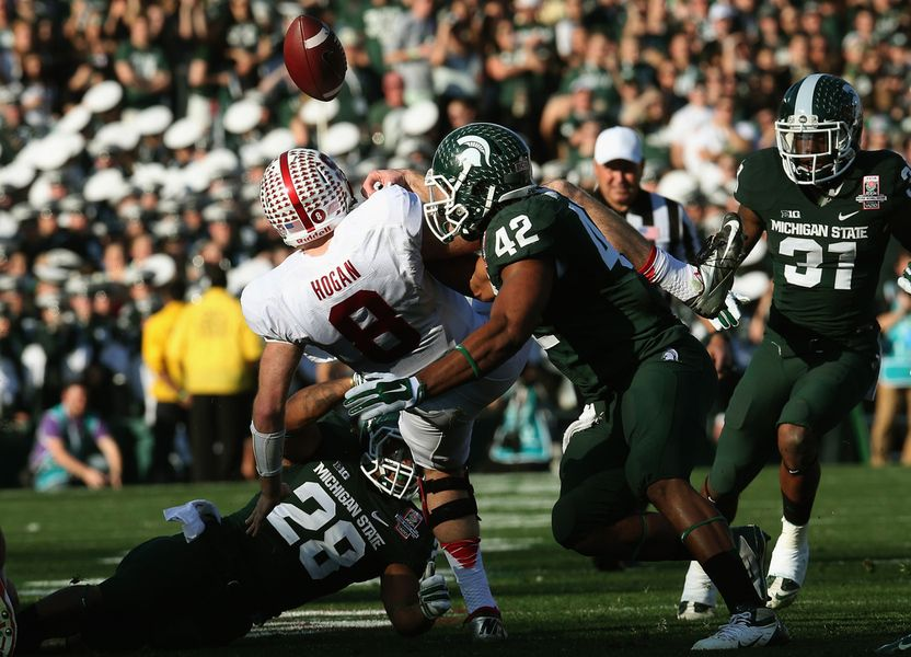2014 Rose Bowl Photo Gallery Michigan State Football Michigan State Michigan