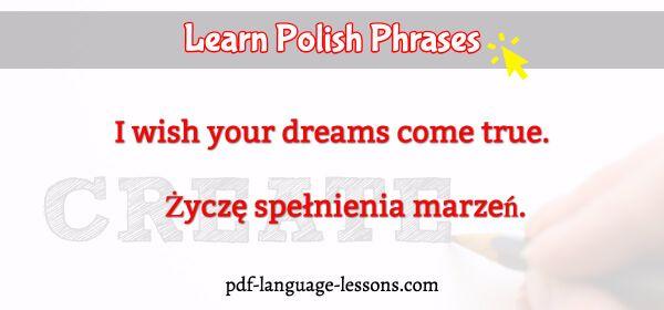 happy birthday in polish – Polish Birthday Greeting