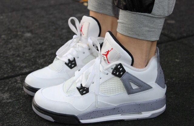 new arrivals 4ec61 b2acd Jordan retro fours my fave | Sneakers | Sneakers, Jordan ...