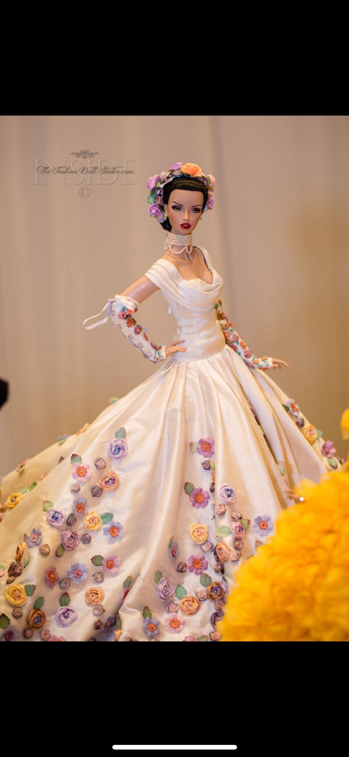 Pin von Lina auf Fashion Dolls | Pinterest | Nähen