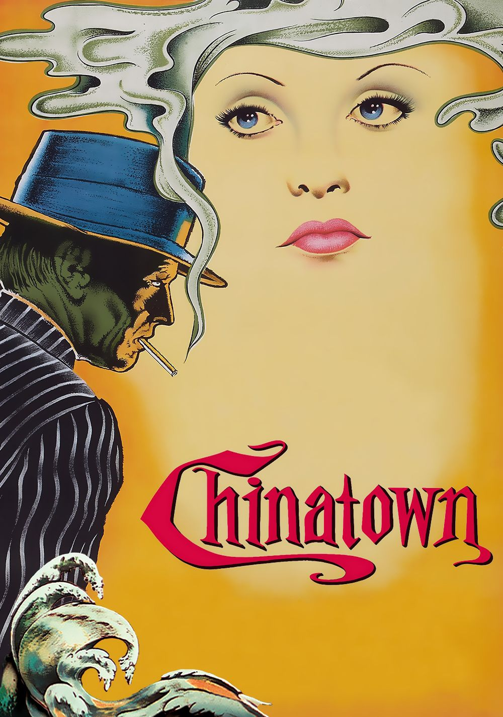 Chinatown poster | Chinatown movie poster image | Movie posters ...