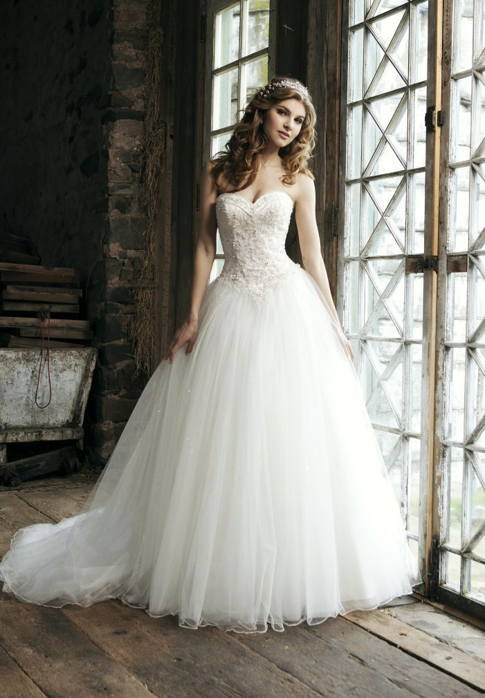 Ball Gown Wedding Dresses | Wedding Dress Ball Gown | Pinterest ...