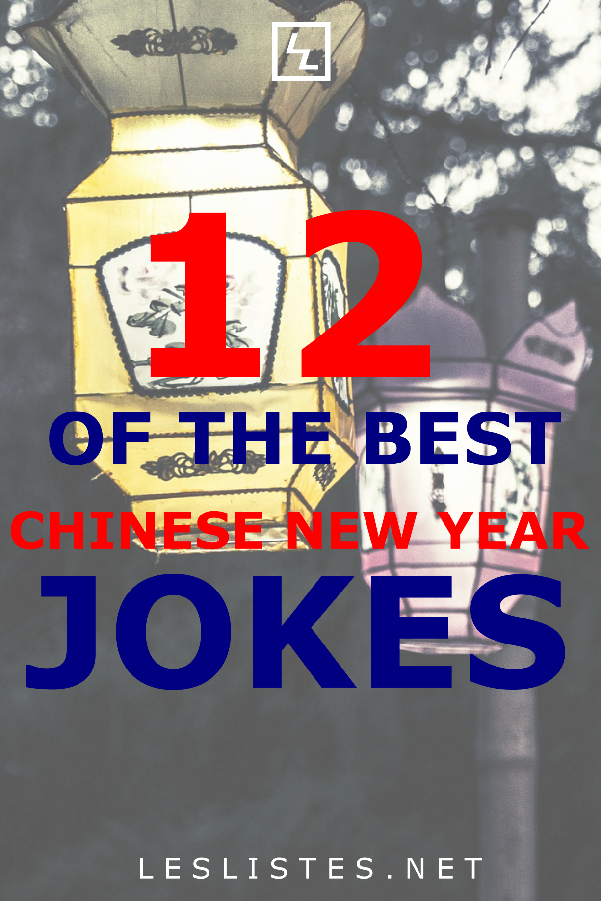 The Chinese New Year Follows The Lunar Calendar You Probably Are Familiar With It Due To The Zodiac Calendar Check Out The Top 12 New Year Jokes Jokes Years