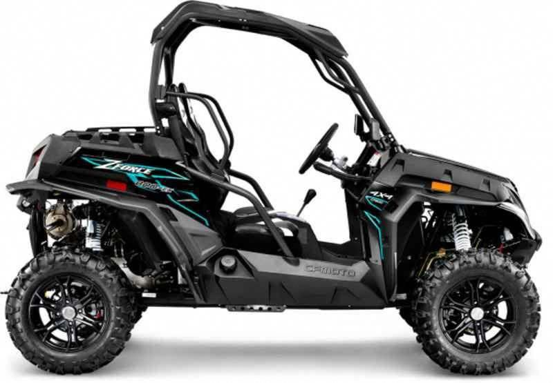 New 2016 Cfmoto ZFORCE 800 EX EPS ATVs For Sale in