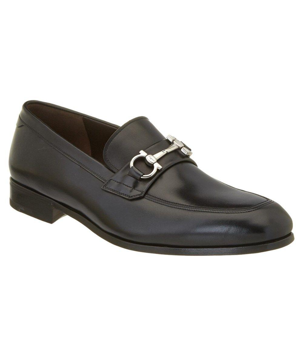 SALVATORE FERRAGAMO Salvatore Ferragamo Filippo Leather Loafer'. #salvatoreferragamo #shoes #loafers