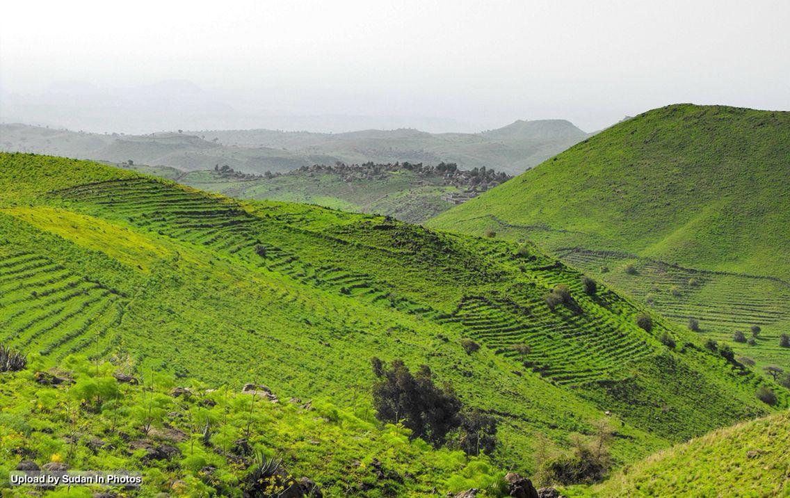 Jebel Marra In The Rainy Season One Of The Most Beautiful Places In Sudan جبل مرة في موسم الأمطار من أجمل مناطق السودان Ancient Names Places To Go Photo