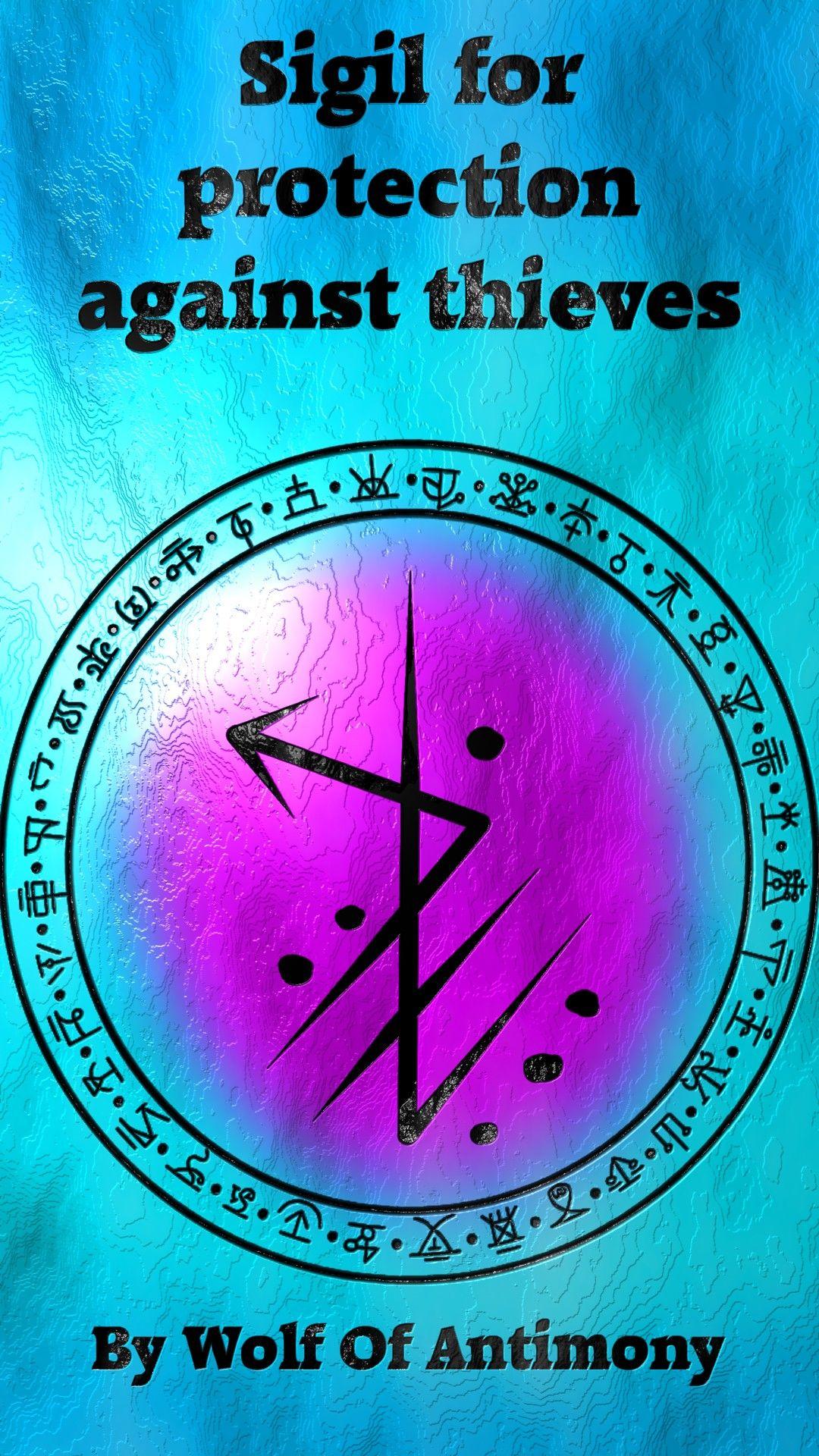Pin by Raven Michelle Williams on Sigils | Magic symbols, Sigil