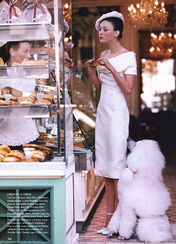 Vogue 1999 by Arthur Elgort 2
