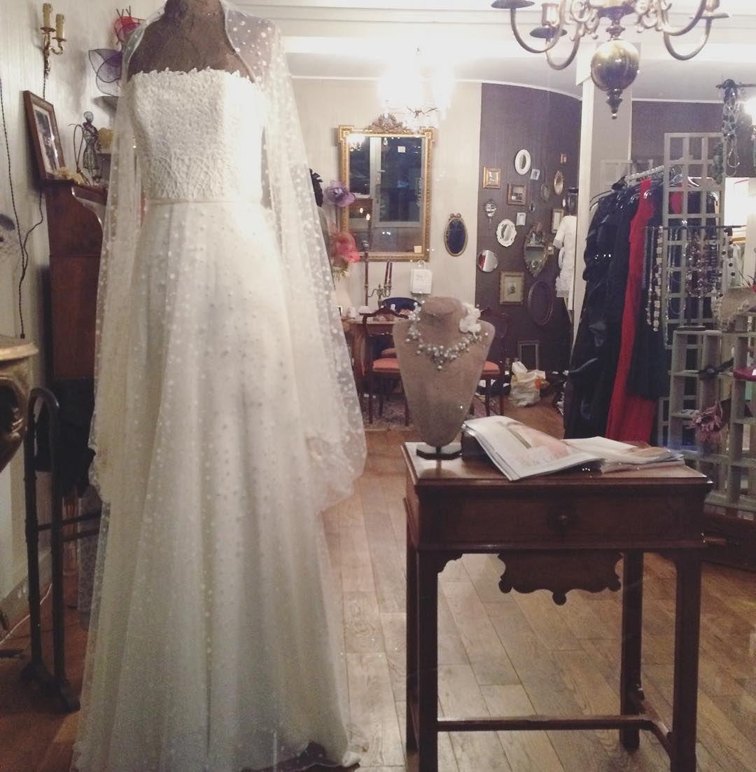 Belles wedding dress  Mon stage chez Mariage me rend addict aux belles robes de